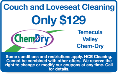 Couch and Loveseat Cleaning only $129 Coupon
