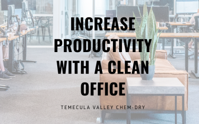 Increase Productivity With A Clean Office