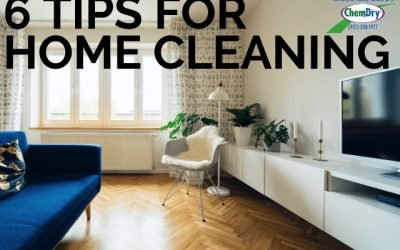 6 Tips for Home Cleaning